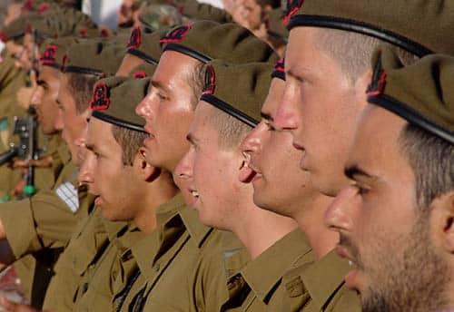 ישראל - לוֹחֶם