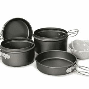 [tag] סט כלים solo 2 של KOVEA בישול ולינת שטח