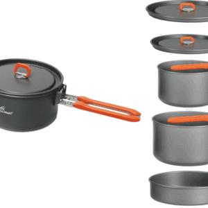 [tag] סט בישול עם ידיות ננעלות fmc-k10 של FIRE MAPLE בישול ולינת שטח
