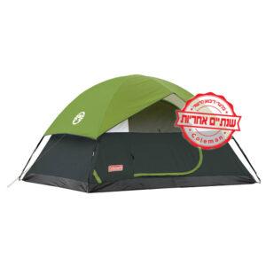 [tag] אוהל sundome 4 של COLEMAN 3-4 אנשים