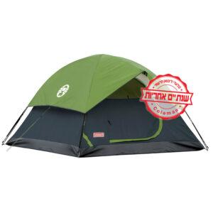 [tag] אוהל sundome 3 של COLEMAN 3-4 אנשים