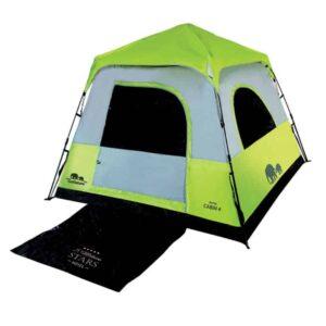 [tag] אוהל פתיחה מהירה RAPID CABIN ל-4 אנשים Go Nature 3-4 אנשים