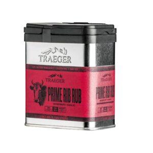 Traeger Prime Rib Rub - על האש